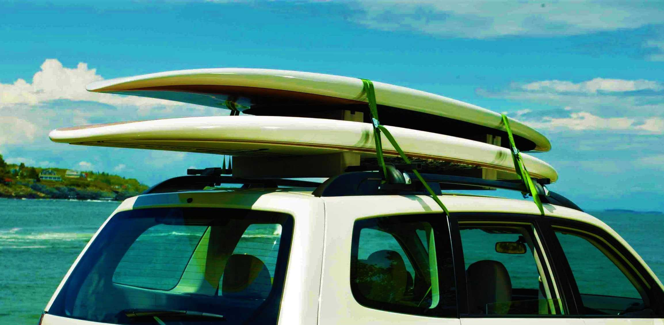 How To Transport A Paddle Board Or Stay Home Like A Loser The Seasoned Surfer